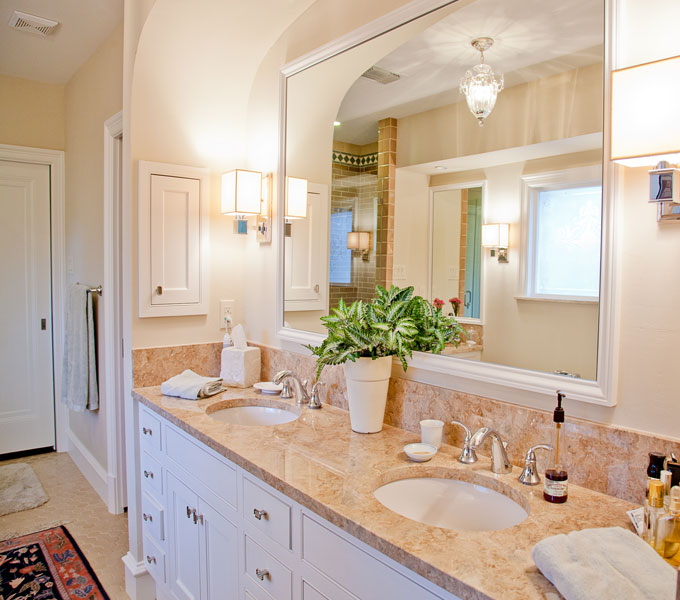 Photo of Master bathroom