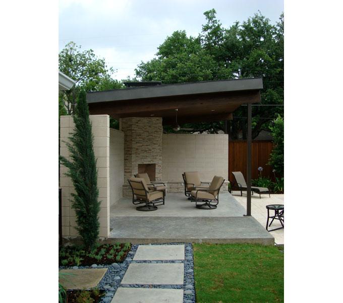 Partial Remodel Dallas Tx Architectura Greg Lorie