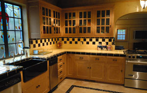 A Hutsell kitchen remodel in Lakewood Dallas, Texas
